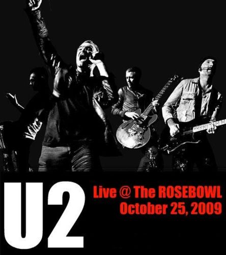 U2 360 Tour Live From The Rose Bowl LA 25.10.2009 [2009 г., Rock, HDTV 1080]