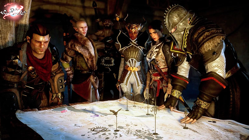 Dragon Age Inquisition Варрик