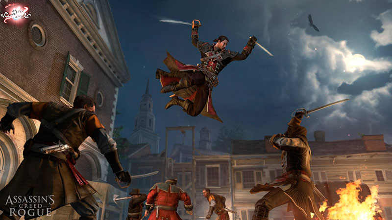 Скриншоты Assassins Creed Rogue