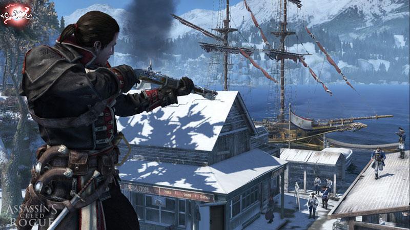Картинки Assassins Creed Rogue
