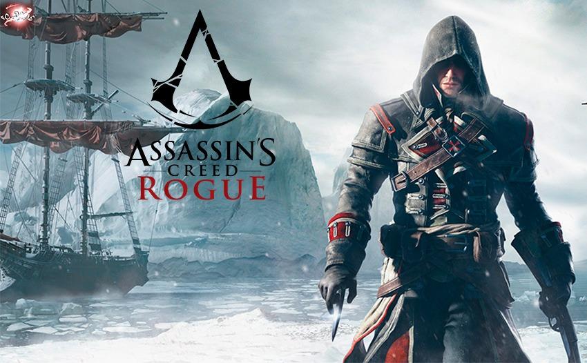 Официальный анонс на РС и новые скриншоты Assassins Creed Rogue
