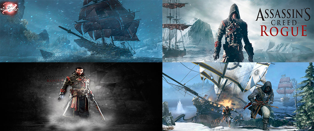 Фото Assassins Creed Rogue