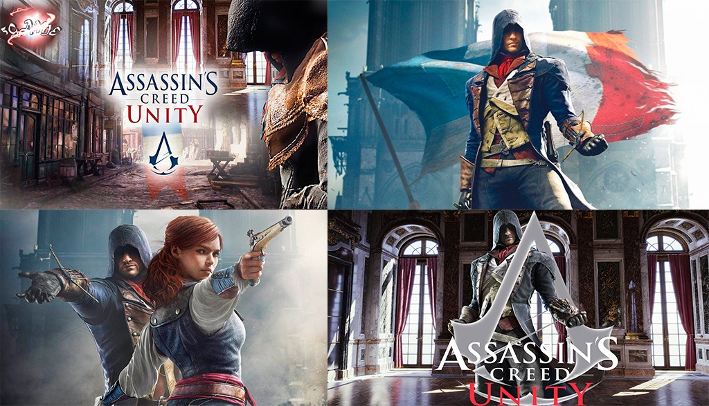 assasins creed unity скриншоты