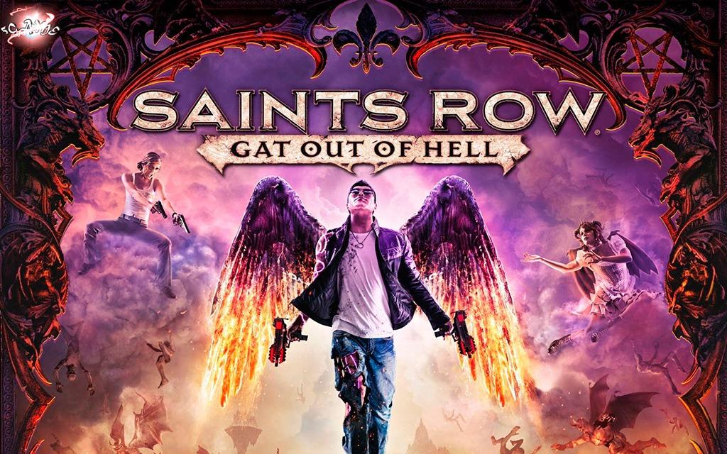 Saints Row Gat out of Hell прохождение в аду