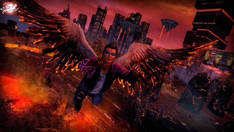 Saints Row Gat out of Hell картинки