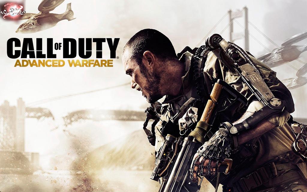 Приближается дата выхода Call of Duty Advanced Warfare