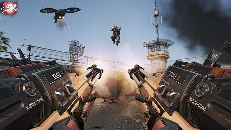 CoD Advanced Warfare картинки
