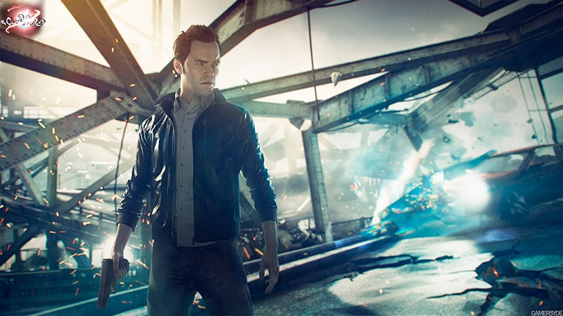 Картинки Quantum Break