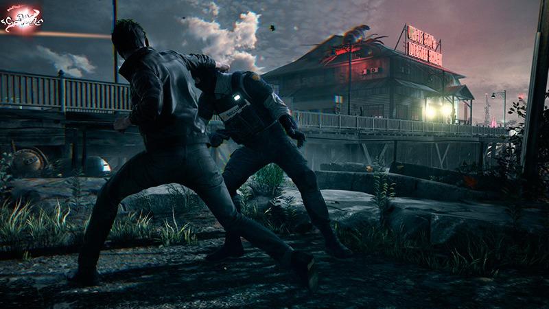 Quantum Break геймплей