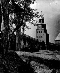 Крепостное зодчество Древней Руси