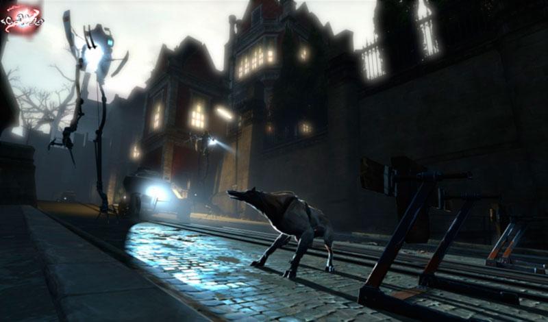 картинки dishonored 2