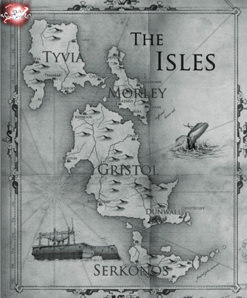 Карта Dishonored 2