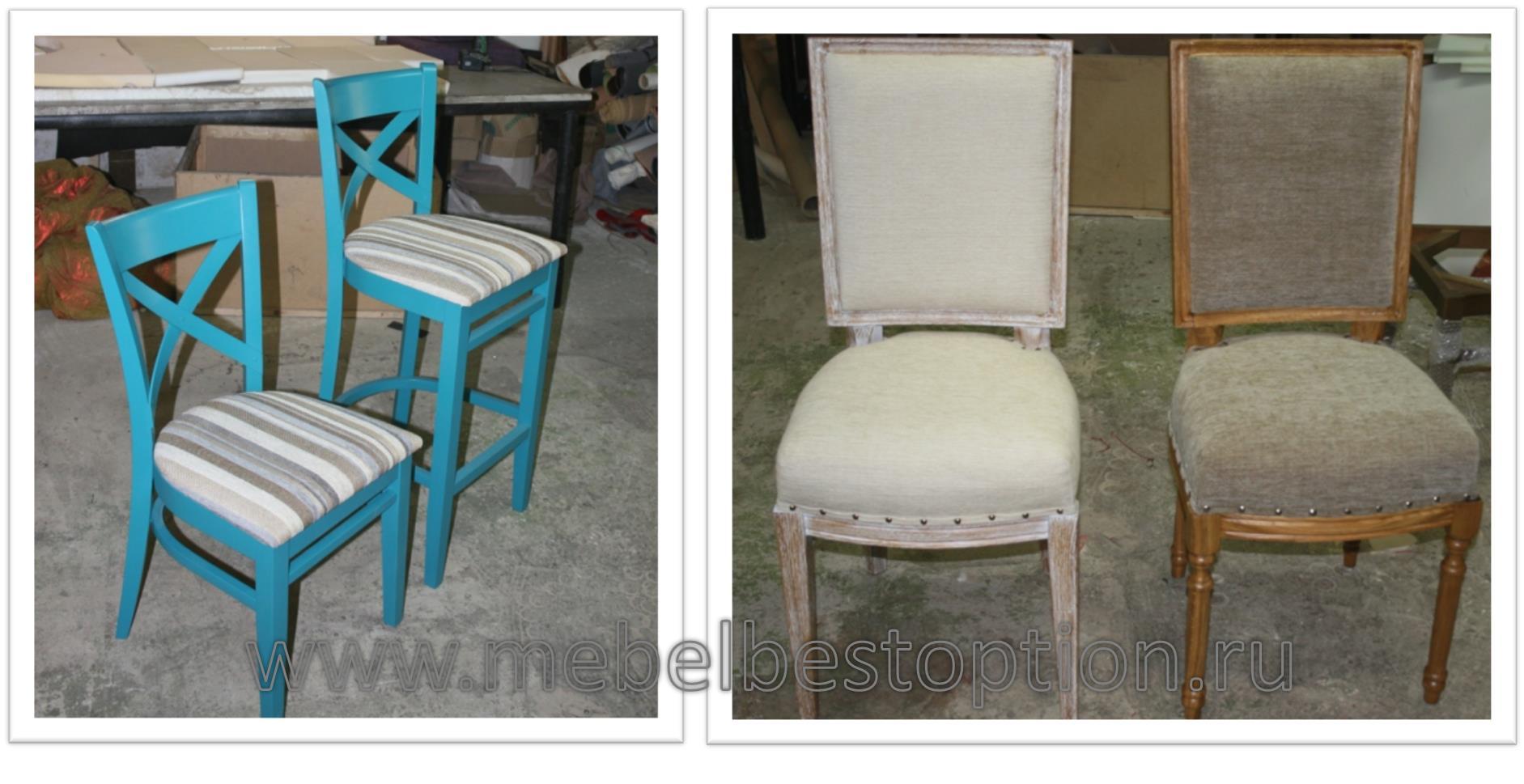 Производство стульев для кафе