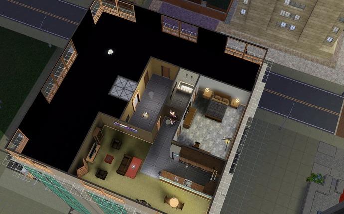 Как в симсе 3 сделать балкон 678