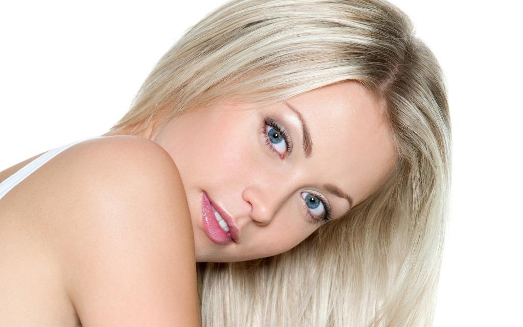 редлипс фото блондинки