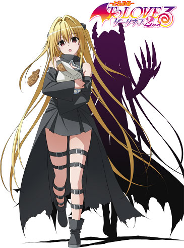 Анонс To Love Ru Darkness 2nd