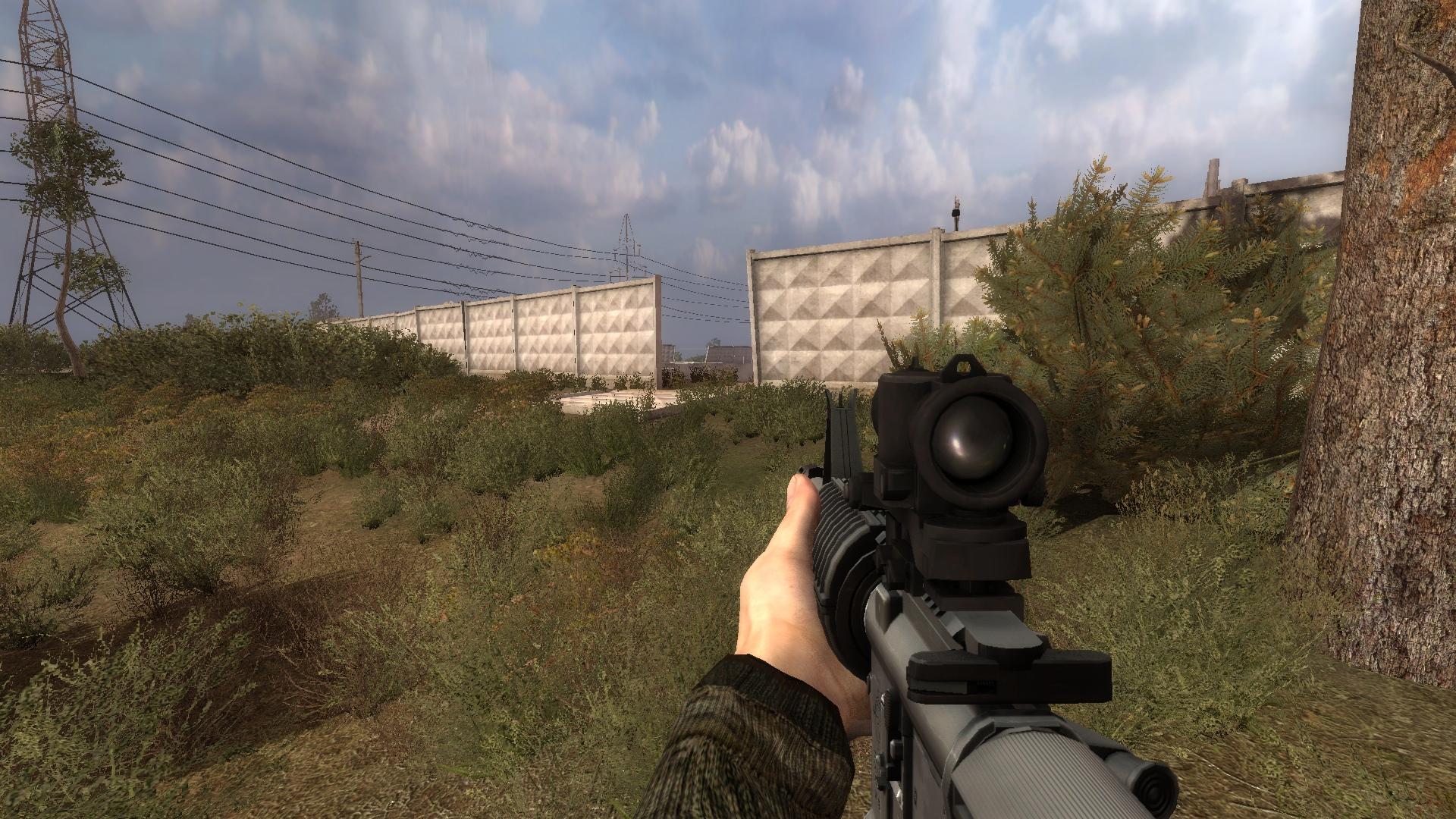 Сталкер Зов Припяти Shoker Weapon Mod