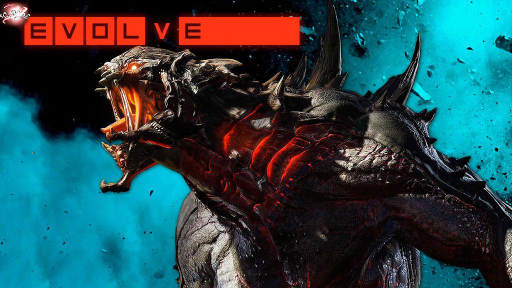 Evolve официальный сайт тизерит крупный анонс