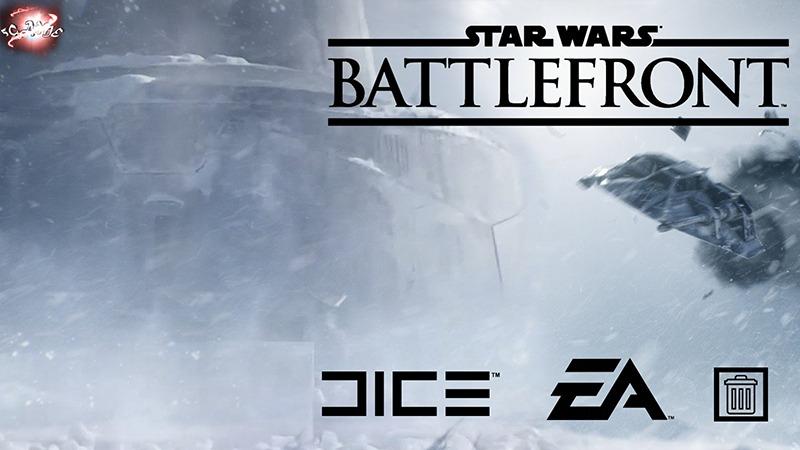Скоро появится первый для Star Wars Battlefront трейлер
