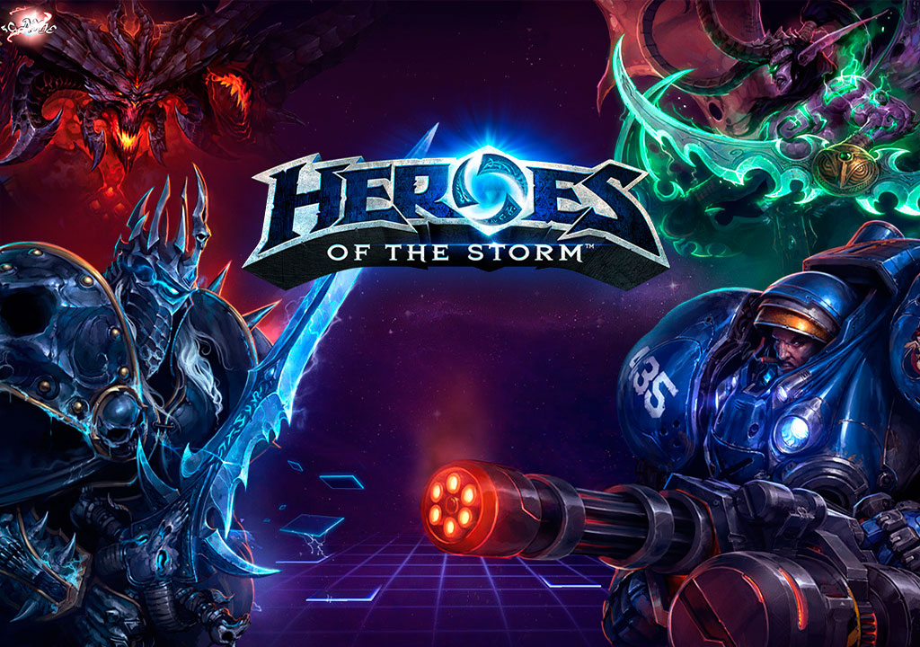 Купить Heroes of the Storm для участия в ЗБТ