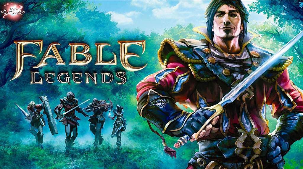 Новая игра Fable Legends и дата выхода