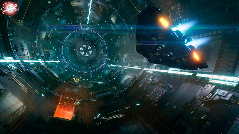 Star Citizen станции