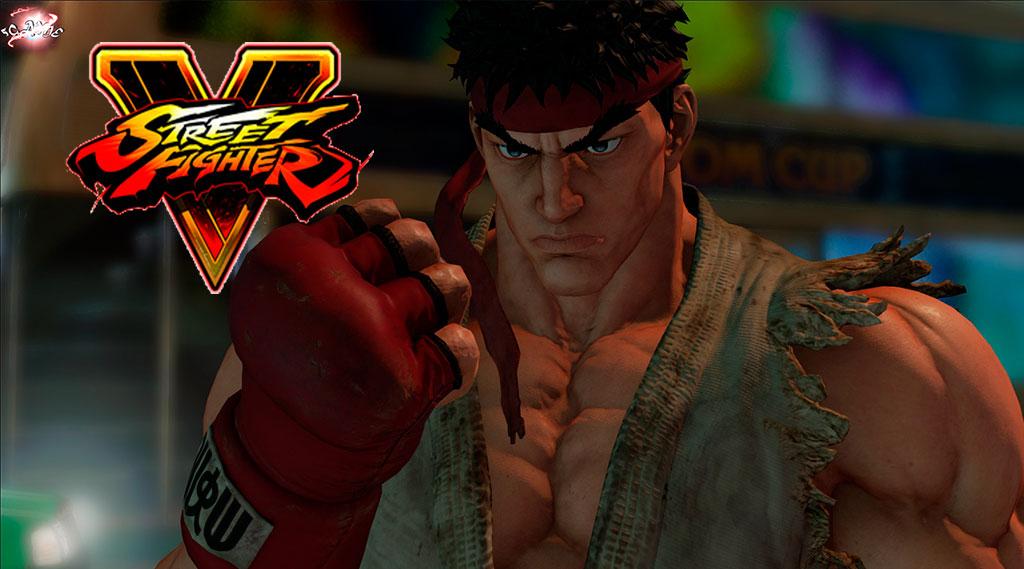 Street Fighter V дата выхода на PC и PS4