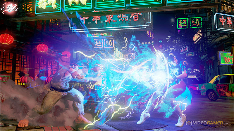 Street Fighter V все персонажи