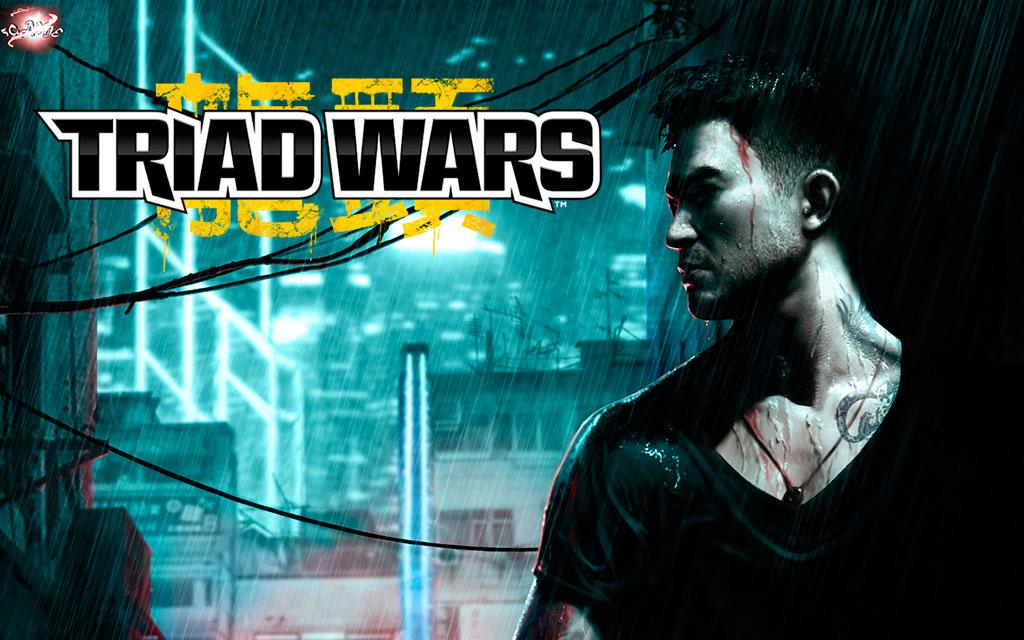 Игра Triad Wars - онлайн продолжение Sleepeng Dogs
