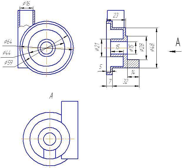 схема кпп иж юпитер 5 - Практическая схемотехника.
