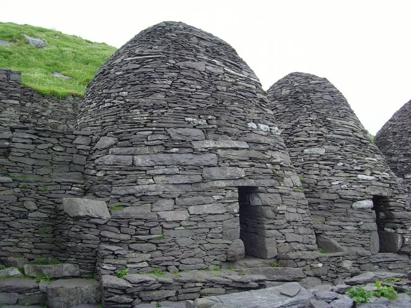 Скеллиг-Майкл – мистическое место в Ирландии 334186