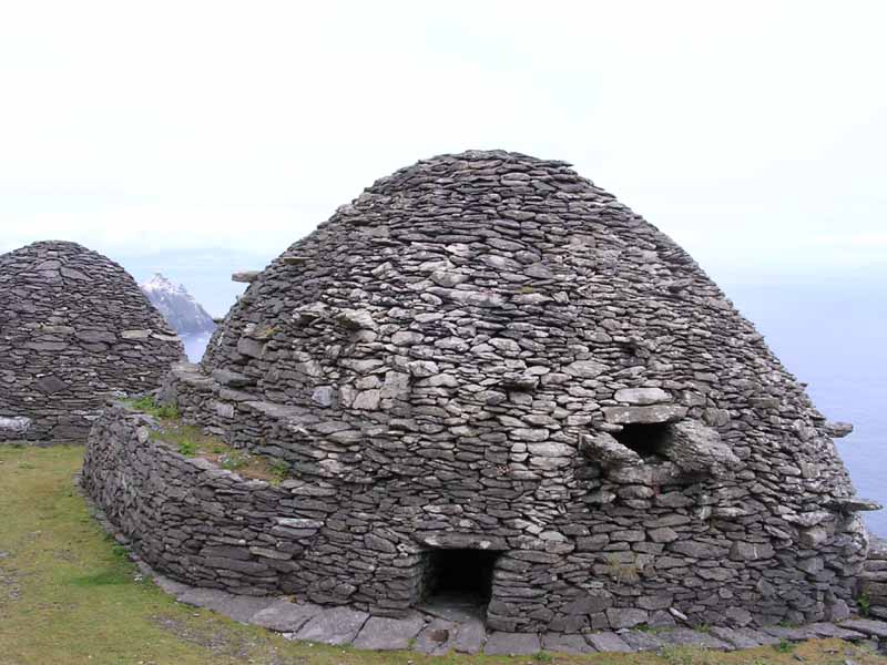 Скеллиг-Майкл – мистическое место в Ирландии 334187