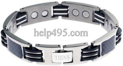 Мужская модель титанового магнитного браслета Тяньши: длина 209 мм.