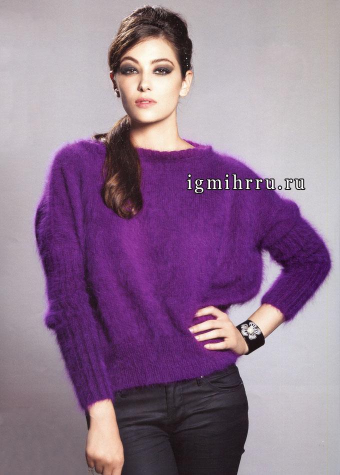 Красивые вязанные свитера женские доставка