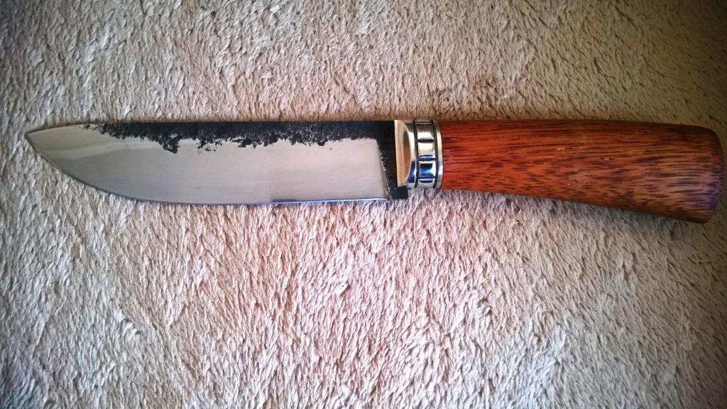 нож мора на рыбалке