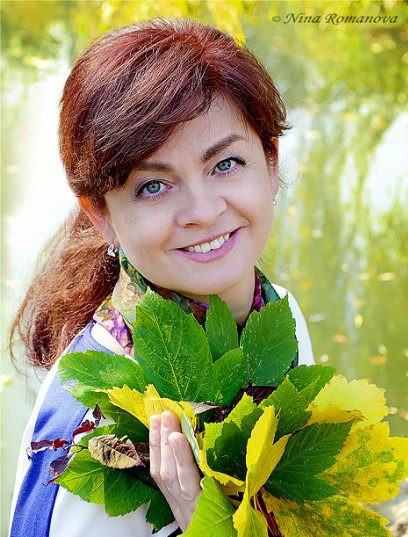 Ирина Береговая, библиотекарь юношескойкафедры, библиотека-филиал17жукова,симферополь.крым,
