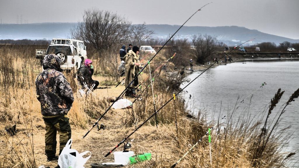 смиренка рыбалка