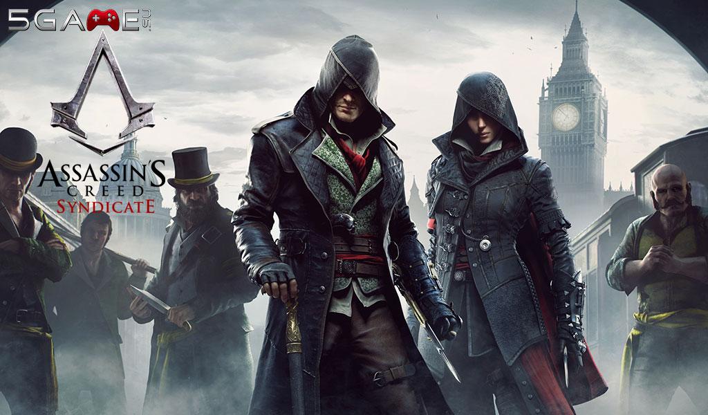 Новый трейлер и музыка из трейлера Assassins Creed Syndicate