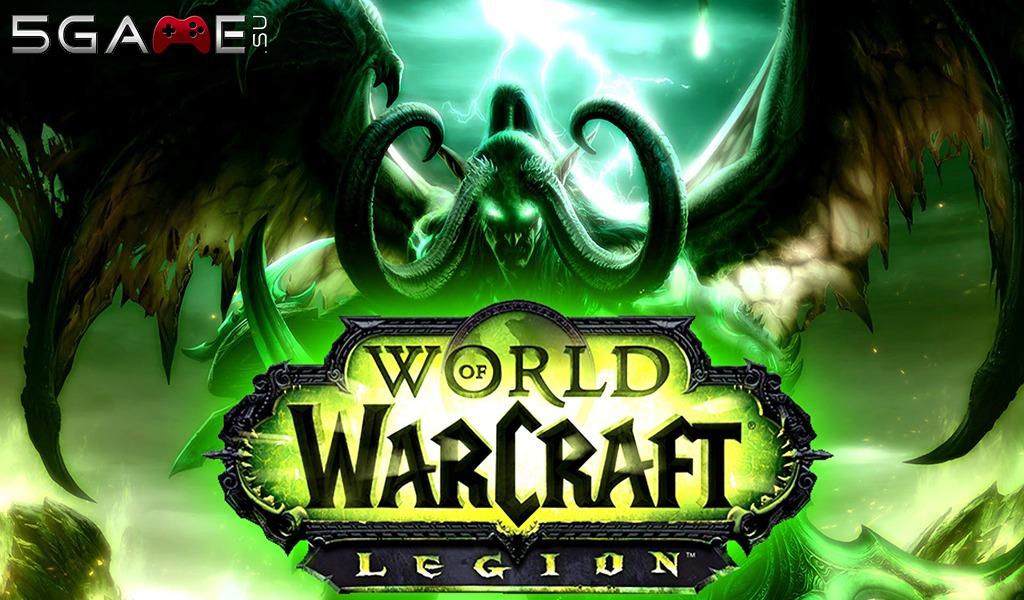 Стало известно когда выйдет World of Warcraft Legion