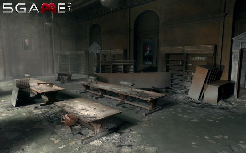 Графика в Doom 4