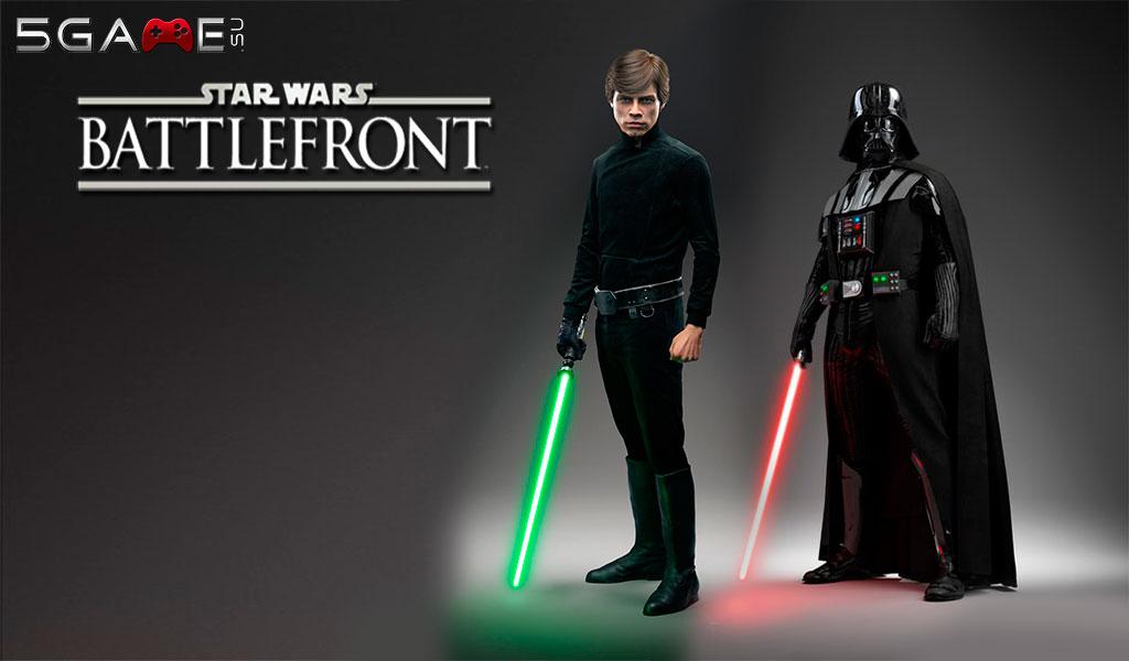 В Star Wars Battlefront прохождение появилось раньше релиза
