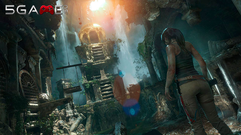 Rise of The Tomb Raider сокровищницы