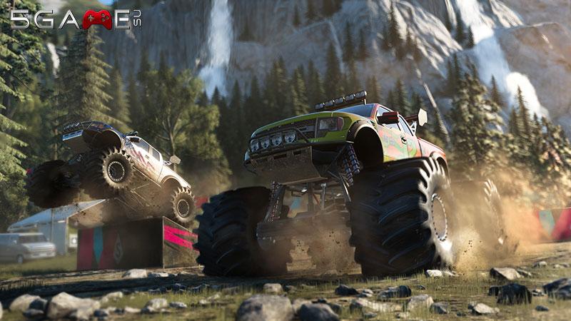 Машины The Crew Wild Run
