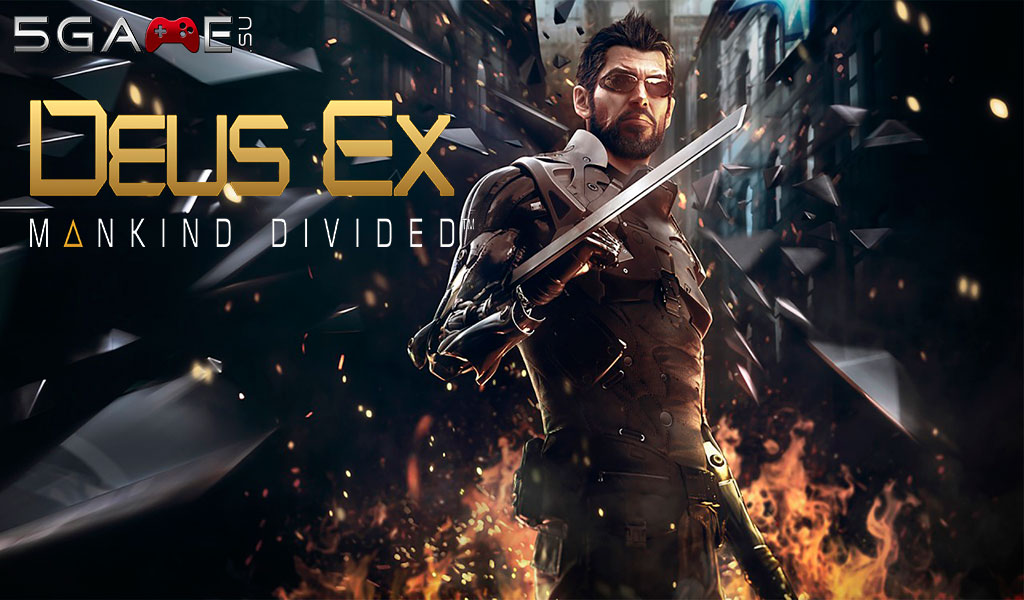 Дата выхода Deus Ex Mankind Divided перенесена