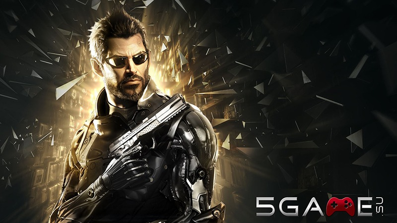 Deus Ex Mankind Divided картинки