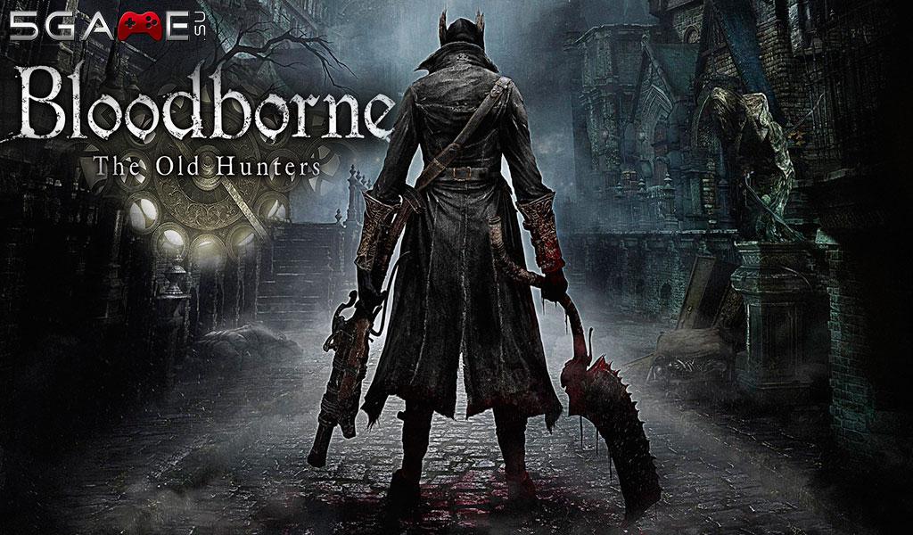 Для Bloodborne dlc Old Hunter выйдет на этой неделе