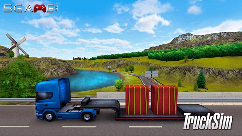 Маршруты TruckSim
