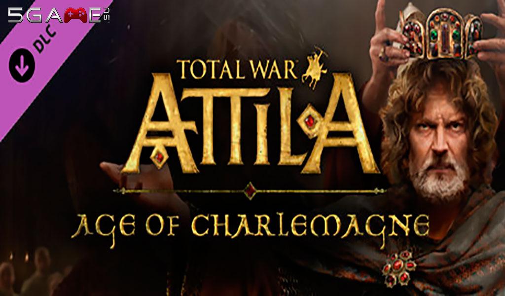 Анонсировано для Total War Attila DLC - Эпоха Карла Великого