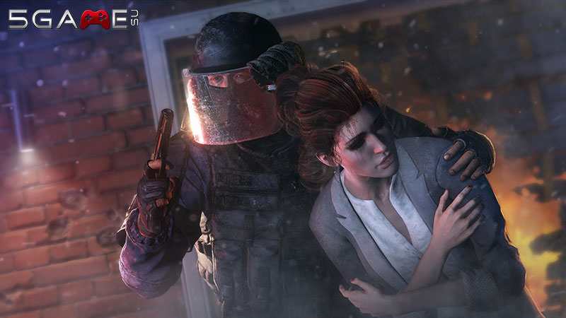 Rainbow-Six-Siege-освобождение-заложника