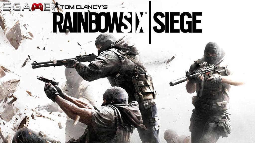 Графика в Tom Clancys Rainbow Six Siege PC версии от Nvidia